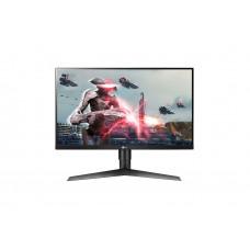 "LG 27"" 27GL650F-B IPS LED, 1920x1080, 1ms, 400cd/m2, Mega DCR, 178°/178°, 2*HDMI, DP, HDR 10, 144Hz, FreeSync, HAS, Pivot, Tilt, Frameless, Black [27GL650F-B]"