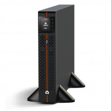 Vertiv EDGE UPS UPS 1kVA/900W, Line interactive, 230V, Out: 6xC13, 1U Rack, 2 y.war.