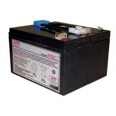 APC Replacement battery cartridge #142 [APCRBC142]