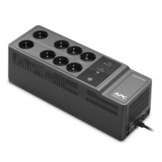 APC Back-UPS ES 650VA/400W, 230V, AVR, 8 Rus outlets (2 Surge & 6 batt.), USB, USB charge(type A), Data/DSL protection, 2 year warranty - BE650G2-RS