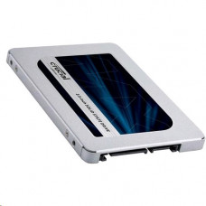 """Crucial SSD Disk MX500 500GB SATA 2.5"""" 7mm (with 9.5mm adapter) - CT500MX500SSD1"""
