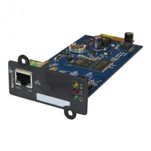 Powercom SNMP Card 1-port Internal NetAgent (365477) - CY504