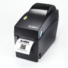 """Godex DT2US, 203 dpi, 2"""", 5 ips, USB+RS232 [011-DT2D12-00B]"""