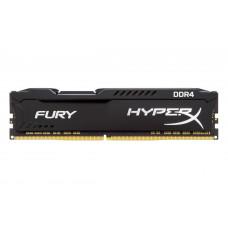 Kingston 8GB 2666MHz DDR4 CL16 DIMM 1Rx8 HyperX FURY Black [HX426C16FB3/8]
