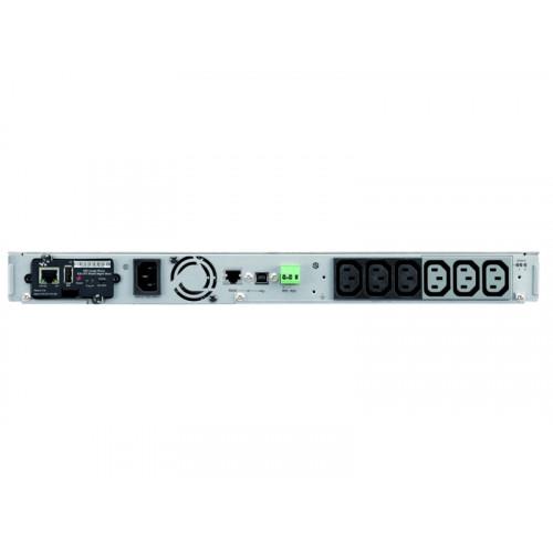 HPE UPS R1500 G5 INTL, 220V/230V/240V, 1550VA/1100W, Input C14, Output 5 - NEMA 5-15R ,analog J2R03A