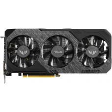 ASUS TUF 3-GTX1660-A6G-GAMING // GTX1660,DVI,HDMI,DP,6G,D5 ; 90YV0D16-M0NA00