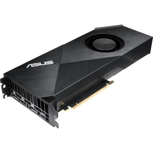 ASUS TURBO-RTX2080TI-11G // RTX2080TI,HDMI,DP*2,U-C,11G,D6 ; 90YV0C40-M0NM00 - TURBO-RTX2080TI-11G