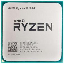 CPU AMD Ryzen X6 R5-1600 Summit Ridge 3200MHz AM4, 65W, YD1600BBM6IAF (analog YD1600BBM6IAE) OEM - YD1600BBM6IAF