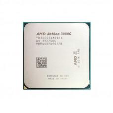 CPU AMD Athlon 3000G Picasso 3500MHz AM4, 35W,  Radeon Vega 3, YD3000C6M2OFH OEM - YD3000C6M2OFH