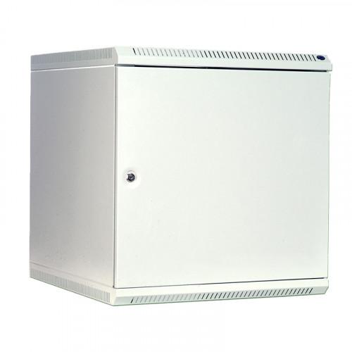 Шкаф телекоммуникационный настенный разборный 12U (600х520) дверь металл