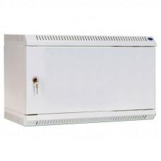 Шкаф телекоммуникационный настенный разборный 9U (600х350) дверь металл, - ШРН-Э-9.350.1