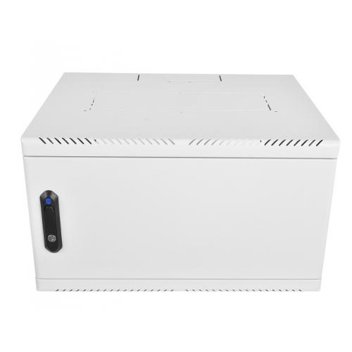Шкаф телекоммуникационный настенный 12U (600х650) дверь металл - ШРН-12.650.1
