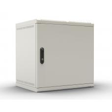 Шкаф телекоммуникационный настенный 9U (600  300) дверь металл