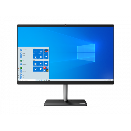 """Lenovo V30a-24IML All-In-One 23,8"""" i3-10110U, 4GB, 128GB SSD M.2, DVD-RW, WiFi, BT, USB KB&Mouse, NoOS, 1Y on-site"""