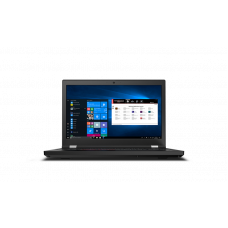 "ThinkPad P15 Gen 1 15.6"" FHD (1920x1080) IPS AG 500N, i7-10750H 2.6G, 16GB SO-DIMM DDR4-3200, 512GB SSD M.2, T2000 4GB, WiFi 6, BT, NoWWAN, FPR, SCR, IR Cam, 6сell 94Wh,170W, Win 10 Pro, 3Y PS, 2.75kg"