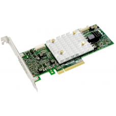Microsemi Adaptec SmartRAID 3101-4i (PCI Express 3.0 x8, LP, MD2), SAS-3 12G, RAID 0,1,10,5,50,6,60, 4port(int1*SFF-8643), 1G