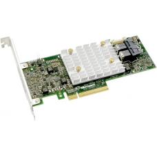 Microsemi Adaptec SmartRAID 3102-8I (PCI Express 3.0 x8, LP, MD2), SAS-3 12G, RAID 0,1,10,5,50,6,60, 8port(int2*SFF-8643), 2G