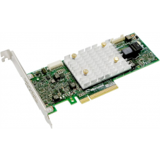 Microsemi Adaptec SmartRAID 3151-4I (PCI Express 3.0 x8, LP, MD2), SAS-3 12G, RAID 0,1,10,5,50,6,60, 4port(int1*SFF-8643), 1G