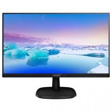 """27"""" Philips 273V7QJAB 1920x1080 IPS W-LED 16:9 5ms VGA HDMI DP 20M:1 178/178 250cd Speaker Black"""
