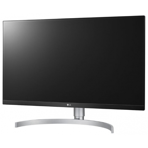 "LG 27"" 27UL850-W IPS LED 4K, 3840x2160, 5ms, 350cd/m2, 1000:1 (Mega DCR), 178°/178°, HDMI*2, DP, USB-hub, колонки, AMD FreeSync, HAS, Pivot, Tilt, VESA, Silver-White"