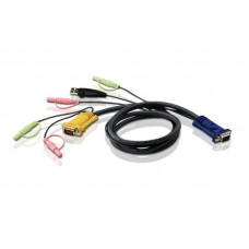 ATEN CABLE HD15M/USBM/SP/SP-SPHD15M; 1.8M