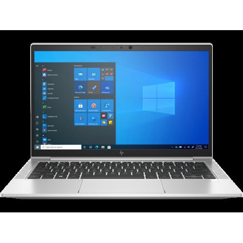 "HP EliteBook 830 G8 Core i5-1135G7 2.4GHz,13.3"" FHD (1920x1080) IPS 1000cd Sure View Reflect IR AG,16Gb DDR4-3200MHz(2),512Gb SSD NVMe,LTE,Al Case,53Wh,FPS,Kbd Backlit+SR,1.24kg,Silver,3yw,Win10Pro"