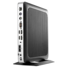 t630 Thin Client, 8GB Flash, 4GB (1x4GB) DDR4 1866 SODIMM, Smart Zero Core, keyboard, mouse (незначительное повреждение коробки) - 2ZU95AA#ACB-NC1