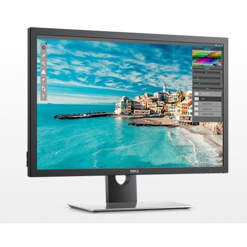 """Dell 30""""    UP3017 LCD S/BK  (IPS; 16:10; 350 cd/m2; 1000:1; 2560x1600; 6 ms; 178/178; HDMI; DP; USB; HAS; Tilt; Pivot)"""