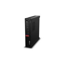 Рабочая станция Lenovo ThinkStation P330 Tiny INTEL_CORE_I5-8500T_2.1G_6C, 1 x 8GB_DDR4_2666_SODIMM, 256GB_SSD_M.2_PCIE, QUADRO_P620_2GB_4MDP, Kensington Lock, Win 10 Pro64-RUS, 3YR Onsite - 30CF000TRU