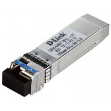 D-Link 436XT-BXU/40KM/A1A, WDM SFP+ Transceiver with 1 10GBase-LR port.Up to 20km, single-mode Fiber, Simplex LC connector, Transmitting and Receiving wavelength: TX-1270nm, RX-1330nm, 3.3V power.