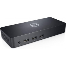 Dell Dock D3100 EUR; USB 3.0; Ultra HD Triple Video