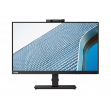 "Lenovo ThinkVision T24v-20 23,8"" 16:9 FHD (1920x1080) IPS, 4ms, CR 1000:1, BR 250, 178/178, 1xVGA, 1xHDMI1.4, 1xDP1.2, USB-Hub(2 x USB 3.2 Gen 1), IR Camera, Speakers, LTPS, 3YR Exchange"