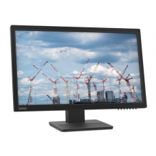 "Lenovo ThinkVision E22-20 21,5"" 16:9 FHD (1920x1080) IPS, 14ms, CR 1000:1, DCR 3M:1, BR 250, 178/178, 1xVGA, 1xHDMI 1.4, 1xDP 1.2, Speakers, Lift, Pivot, 3YR Exchange"