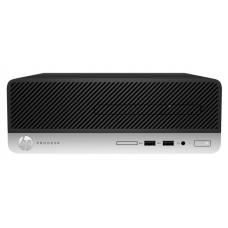 HP ProDesk 400 G6 SFF Core i5-9500,8GB,512GB M.2,DVD,USB kbd/mouse,HDMI Port,Win10Pro(64-bit),1-1-1 Wty - 7PG47EA#ACB