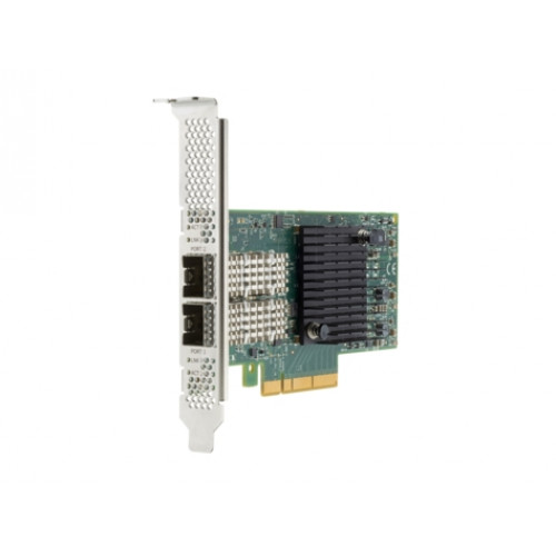HPE Ethernet Adapter, 640SFP28, 2x10/25Gb, PCIe(3.0), Mellanox, for Gen9/Gen10 servers (requires 845398-B21 or 455883-B21)