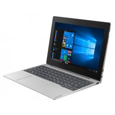 "Lenovo D330-10IGM 10.1"" FHD(1920x1200)IPS,AG,Touch,300Nit, Pen N5000, 4GB LPDDR4, 128GB eMMC, Intel UHD 605, 4G-LTE, WiFi, BT, 2MP/5MP Cam, KB Dock(RUS), 2Cell, Win 10 Pro64-RUS, Mineral Grey, 1YR C.I"