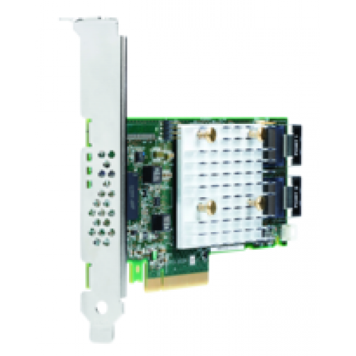 HPE Smart Array P408i-p SR Gen10/2GB Cache(no batt. Incl.)/12G/2 int. mini-SAS/PCI-E 3.0x8(HP&LP bracket)/RAID 0,1,5,6,10,50,60 (requires P01366-B21)