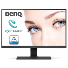 "BENQ 27"" GW2780, IPS LED, 1920x1080, 250 cd/m2, 12M:1, 178/178, 5ms, D-sub, HDMI1.4, DP1.2 Speaker Black - 9H.LGELA.CPE"