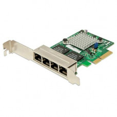 Supermicro AOC-SGP-i4 Ethernet Server Adapter I350 Gigabit Quad Port RJ-45