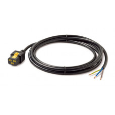 APC Power Cord, Locking C19 to Rewireable, 3.0m - AP8759