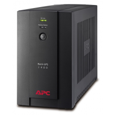 APC Back-UPS 1400VA/700W, 230V, AVR, Interface Port USB, 4xRus outlets, 2 year warranty - BX1400U-GR