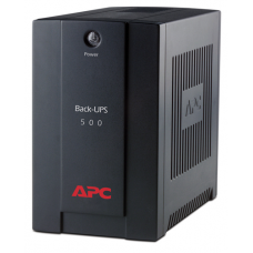 ИБП APC Back-UPS RS, 500VA/300W, 230V, AVR, 3xC13 (battery backup), 2 year warranty  (REP: BR500CI-RS) - BX500CI