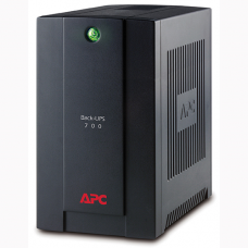 ИБП APC Back-UPS 700VA/390W, 230V, AVR, Interface Port USB, (4) IEC Sockets, user repl. batt., 2 year warranty - BX700UI