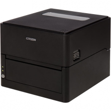 Citizen DT CL-E300, 203 dpi, LAN, USB, Serial, Black