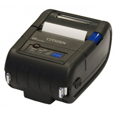 "Citizen CMP-20II Mobile Printer 2"", Bluetooth (iOS+And), USB, Serial, CPCL/ESC, PSU"