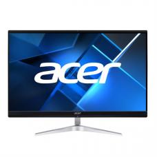 """ACER Veriton EZ2740G All-In-One 23.8"""" (1920x1080), i3-1115G4, 8GB DDR4 2666, 1TB HD 5400rpm, Intel UHD, WiFi 6, BT, NoODD, VESA kit, USB KB&Mouse, Win 10 Pro, 1Y Carry-in"""