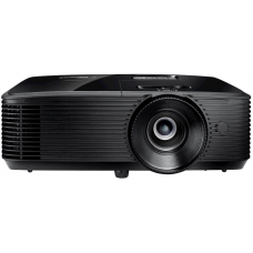 Optoma DS318e, SVGA 800x600, 3600Lm, 20000:1, HDMI, RS232, VGA out, 1x10W speaker, 3D Ready
