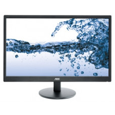 "21,5"" AOC E2270SWN 1920x1080 TN LED 16:9 5ms VGA 20M:1 90/65 200cd Black"