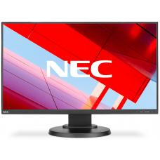 NEC 24'' E242N LCD S/Wh (IPS; 16:9; 250cd/m2; 1000:1; 6ms; 1920x1080; 178/178; VGA; HDMI; DP; USB 3.1; HAS 110 mm; Tilt; Swiv 45/45; Pivot; Spk 2x1W) - E242N