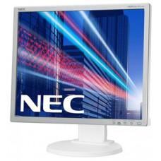 """NEC 19"""" EA193Mi LCD S/Wh ( IPS; 5:4; 250cd/m2; 1000:1; 6ms; 1280x1024; 178/178; D-Sub; DVI-D; DP; HAS 110mm; Swiv 45/45; Tilt; Pivot; Spk 1+1W)"""